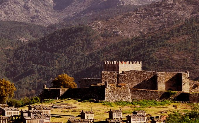 Lindoso Castle in PNP Gerês