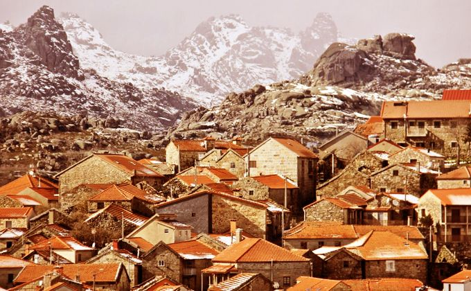 Gerês villages. Community life.