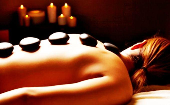 Avantages du massage aux pierres chaudes