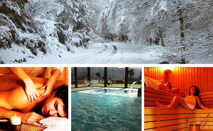 Les merveilles de l'hiver à Gerês